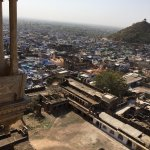 Bundi from the palace