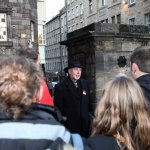 Our expert accredited guides introduce Edinburgh to visitors