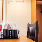 In Room Amenities, Coffee making facilities, Bottled drinking water, Jug Kettle