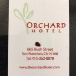 Photo of The Orchard Hotel