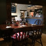 Cozy restaurant, great atmosphere