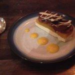 Amazing take on a Jaffa Cake