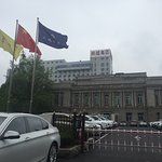 Photo of Manchuria Railway Company Building Site