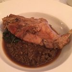 my rabbit and lentils - divine