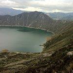 Photo of Laguna Quilotoa