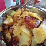 Köstliche Bratkartoffeln