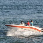 Essayez une balade ou la pêche à bord de notre Vittoria Matu 21 !
