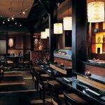 ZEN features a Pan-Asian menu, Sushi and Sake.
