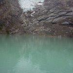 Glaciar y Laguna Huemul