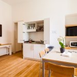 3 rooms apartment - 2 bedrooms