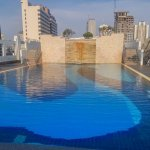 Sky Pool at 19 floor