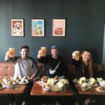 Brighton's best beer and baos!