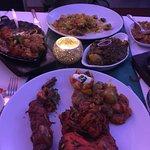 Tandoori Mixed Grill! :-)