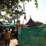 Market Outside Mahabaleshwar Temple