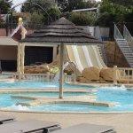 piscines chauffée exterieure