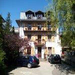 Photo of Hotel du Clocher Villa savoy