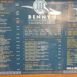 Photo of Benny's Taverna Greca