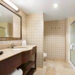 King Standard Room Bathroom