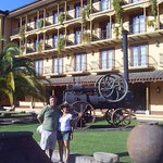 Photo of Hotel Santa Cruz