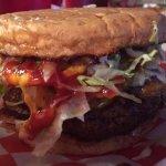 1/2lb cheeseburger