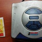 Soiled Tea Bag/Dirty Clock Radio