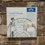 Guard House, où est installé le restaurant.