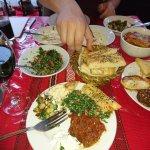 Vegetarian Mezze Main