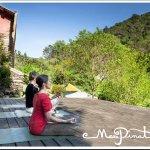 la plateforme de yoga / the yoga platform