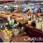 le marché de la Grand Combe / the local market