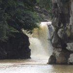 The falls at GRSE