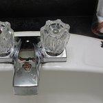 Sink in Room 111