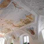 Fresco im Baroksaal