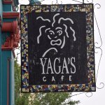 Yaga's Cafe on the Strand, Galveston