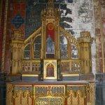 Un Autel d'une chapelle