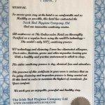 Hygiene Certificate