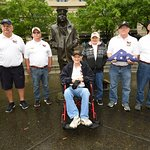 Navy veterans from Auburn, NY
