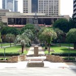 Anzac Square (taken from Post Office Square)