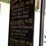 صورة فوتوغرافية لـ Seiji's Sushi