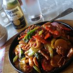 "House stir fry......SPECTACULAR, and so too is the ""Hot Sour"" soup appetizer.  Wonderful staff a"