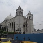Catedral Metropolitana in San Salvador
