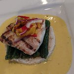 The mahi-mahi presentation