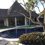 We loved it here.....the best visit we have ever had to Bali.  The staff are stunning and the vi