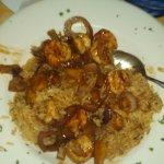 Hurricane shrimp