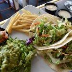 Mahi Mahi Fish Tacos --- YUM !!!