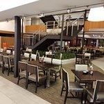 Lobby / dining area