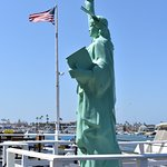 Balboa Island is very American