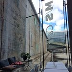 Beautiful M/S cafe