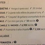 Foto de El Curry Verde - Bar / Restaurante Vegetariano