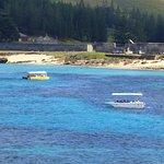 Glass Bottom Boats in Emily Bay