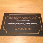 Bistrot Des Ducs Photo